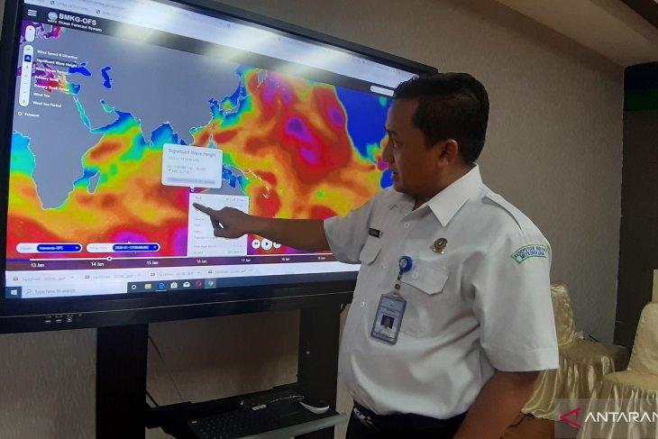 BMKG  prakirakan hujan ringan-sedang di sejumlah wilayah Indonesia