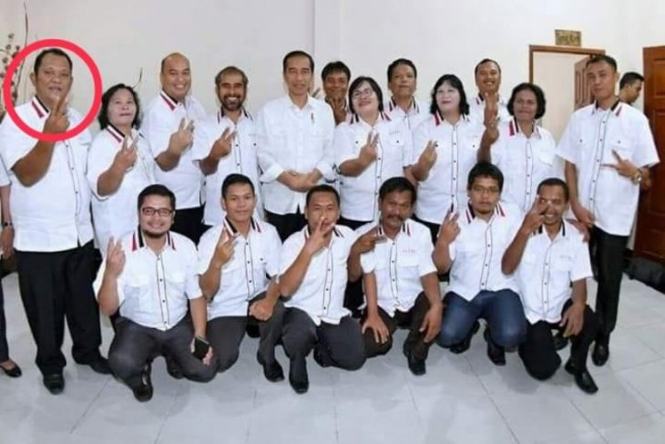 Alami hipertensi maligna, Kades di Taput pendukung fanatik Jokowi meninggal