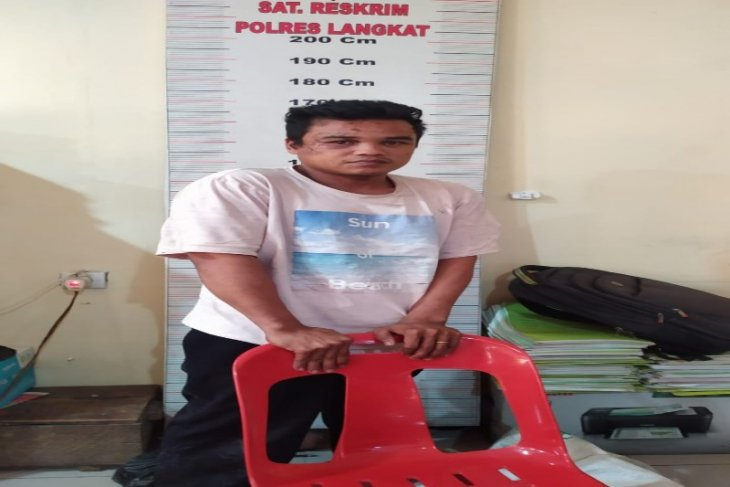 Polres Langkat tetapkan Gojo Tarigan tersangka kasus Bahorok