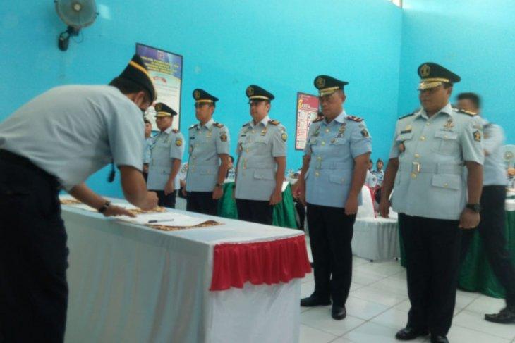Kemenkum HAM Banten berharap lapas dan rutan wilayah bebas korupsi