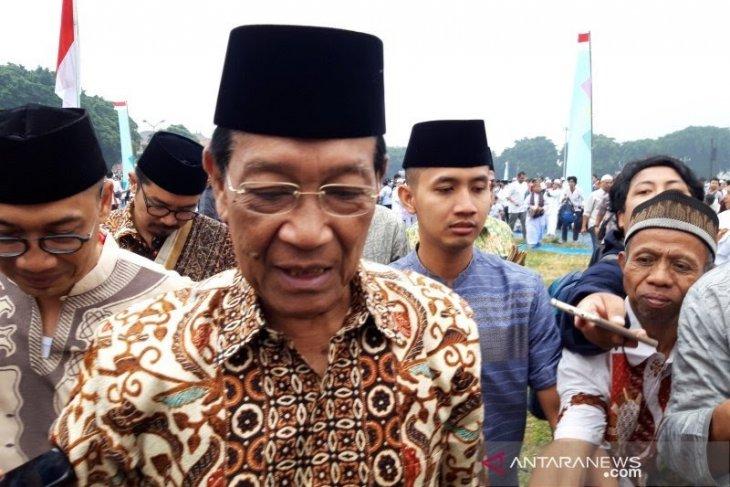 Yel-yel Pramuka singgung SARA di Yogyakarta, Sultan kesal