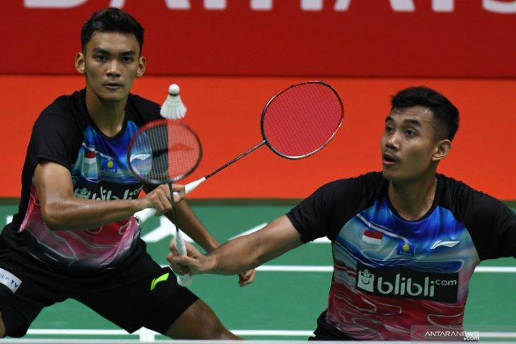 Bagas/Fikri terhenti babak kedua Thailand Masters