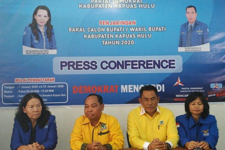 Agus Mulyana : Saya siap maju di Pilkada Kapuas Hulu