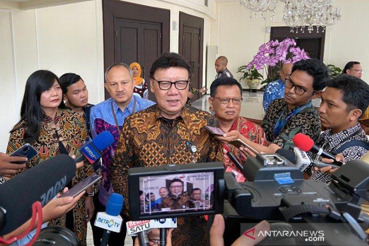 Menteri PANRB imbau kepangkatan PNS jangan dikatrol