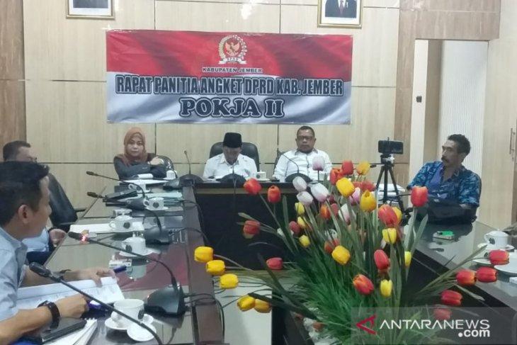 Panitia Hak Angket DPRD Jember panggil paksa pimpinan OPD
