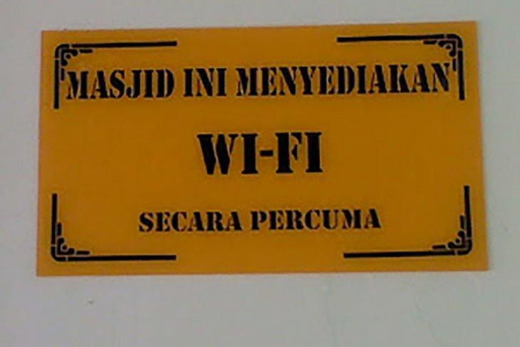 Kota Mataram sediakan Wi-Fi gratis di masjid, pura dan gereja
