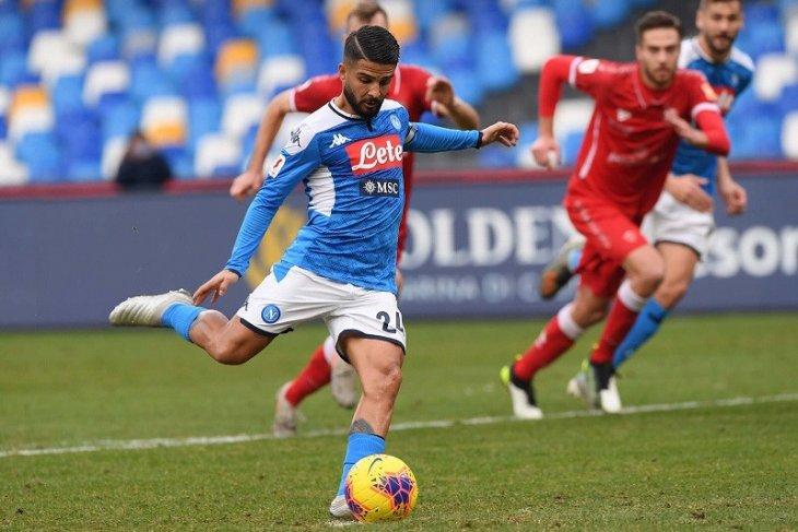 Napoli dan Lazio habisi sisa tim Serie B di Coppa Italia