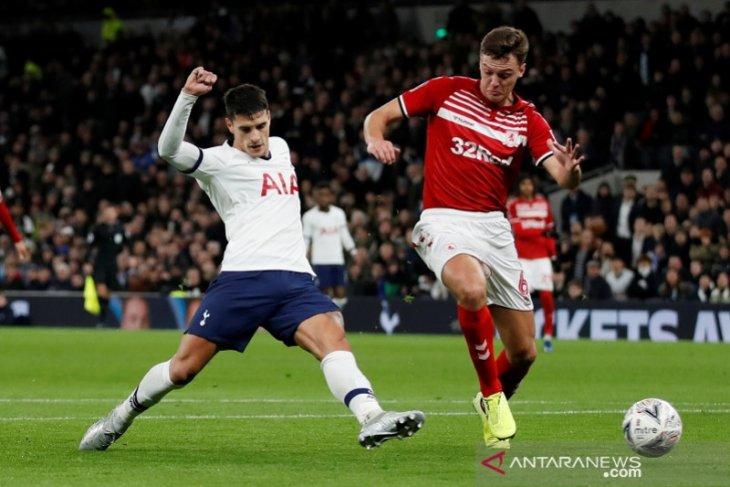 Tottenham jaga keunggulan cepat singkirkan Middlesbrough