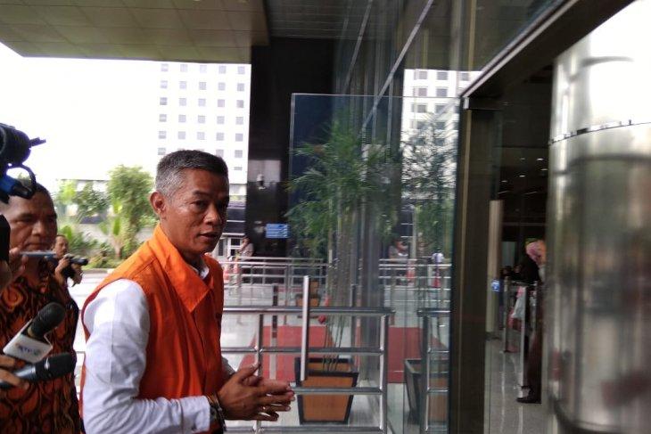 KPK fasilitasi pemeriksaan etik Wahyu Setiawan oleh DKPP