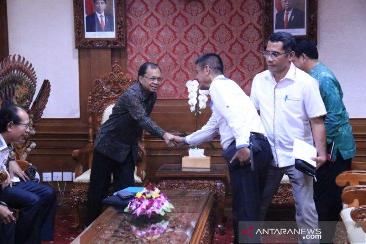 Pemprov Bali bahas regulasi perlindungan sumber air