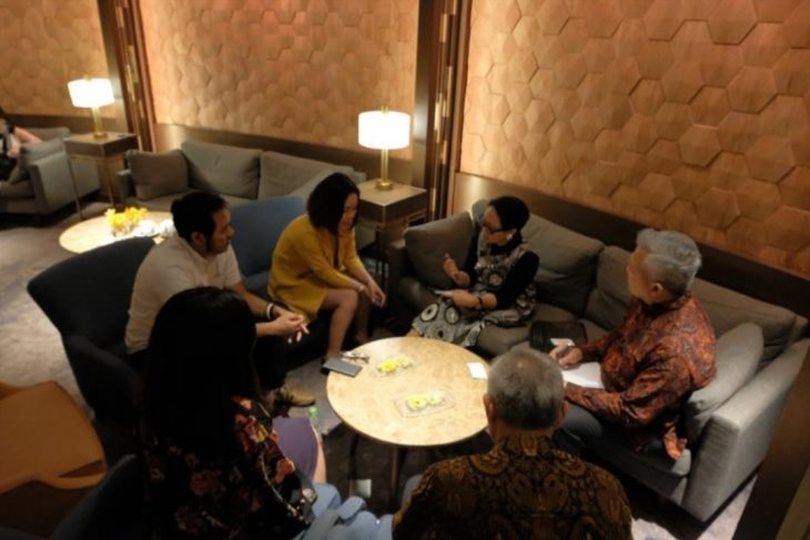 Marsudi meets Vietnamese businesspersons to boost bilateral investment
