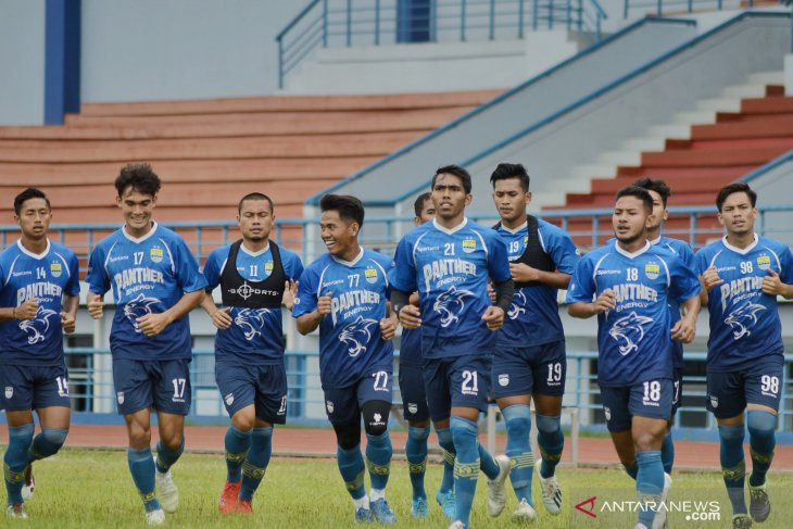Persib boyong 18 pemain di Asia Challenge Cup 2020 di Malaysia