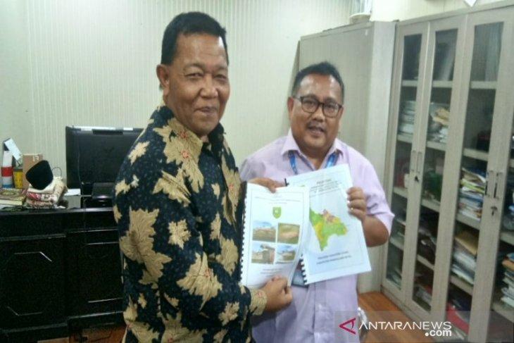 Lanjutan pembangunan stadion Pemkab Madina dibicarakan ke Kemenpora