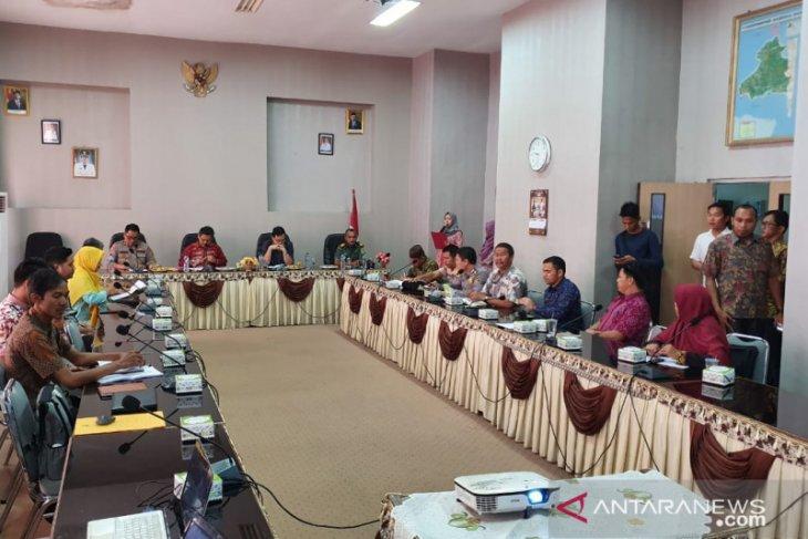 Pemerintah Kabupaten Bangka Barat matangkan persiapan Pilkades serentak