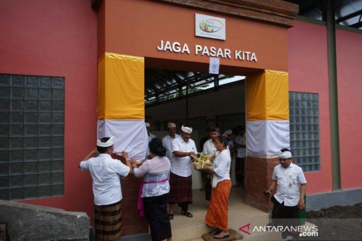Pamelaspasan, Pasar Anyar Sari Denpasar siap ditempati 108 pedagang