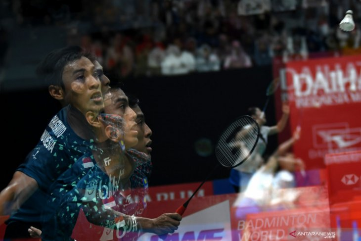Shesar terhenti di perempat final Thailand  Masters