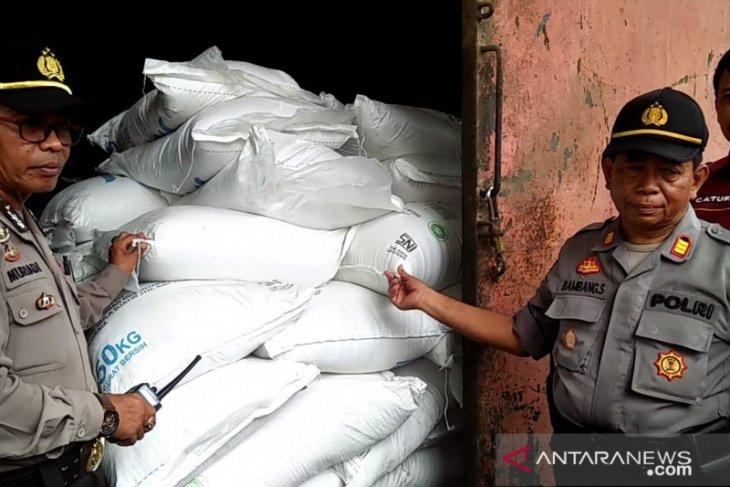 Polisi buru komplotan satpam pencuri gula PG Jatiroto, enam sudah tertangkap