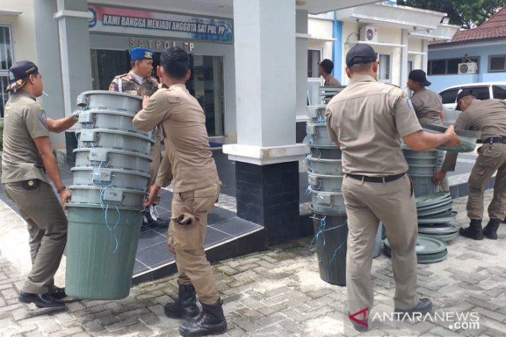 Satpol PP Belitung panggil terduga pemilik lahan pabrik miras