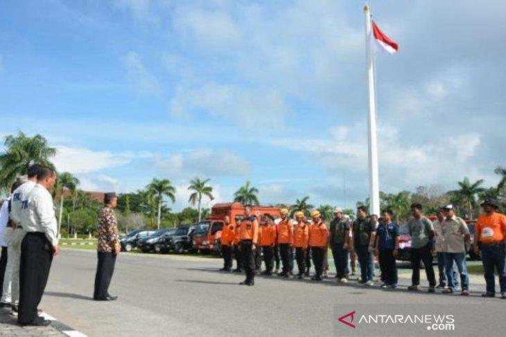 Bangka Belitung berangkatkan tim kemanusiaan bantu korban banjir Banten