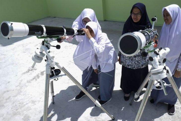 Laboratorium astronomi