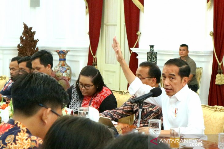 Integrate water management to prevent flooding: Jokowi