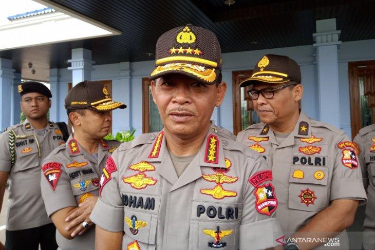 Kapolri nyatakan  siap gandeng Interpol cari Harun Masiku