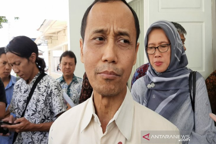 Gunung Kidul was declared anthrax outbreak area by Health Ministry