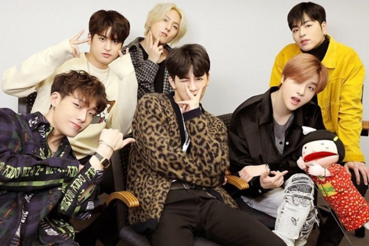 Boy band K-Pop iKON siap