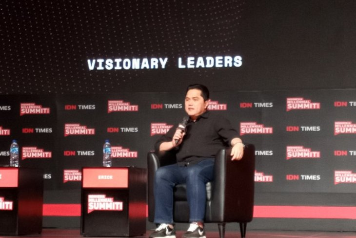 Vale's divestment a tactical move for national electric cars: Thohir