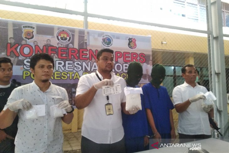 Polresta buru dua DPO narkoba dua kilogram sabu-sabu