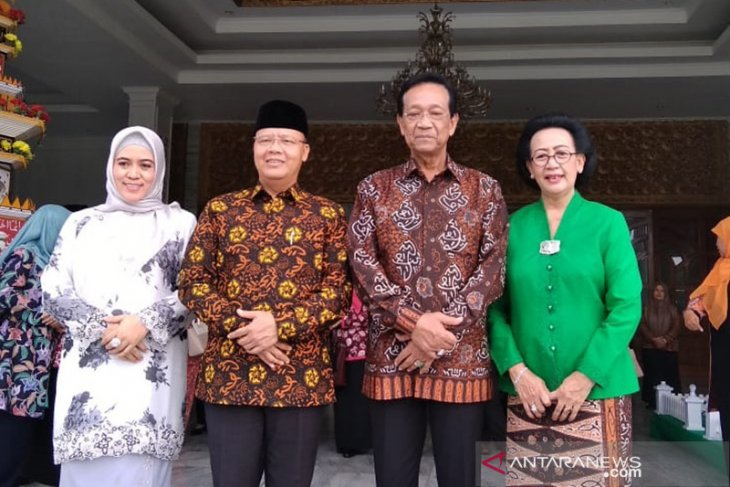 Sultan HB X minta etnis Jawa di Bengkulu lebih berkontribusi