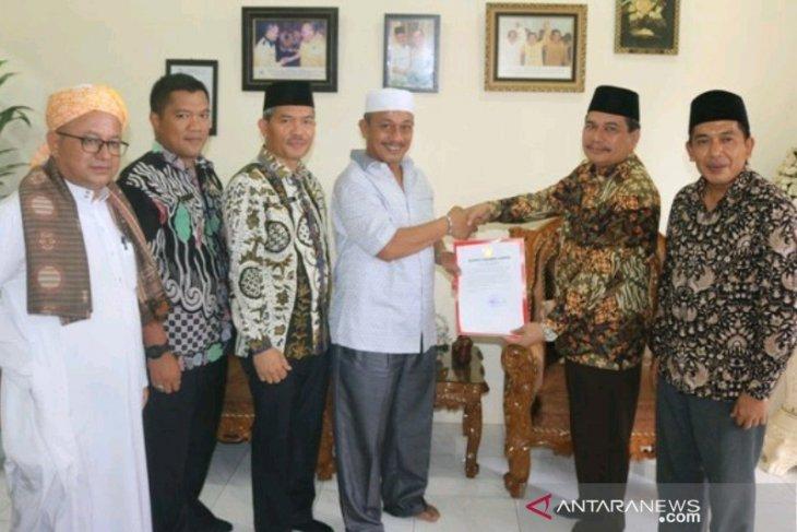 Pemkab Palas hibahkan lahan 25 hektar untuk pengembangan IAIN Padangsidimpuan
