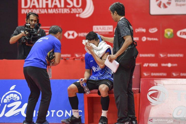 Jonatan tutup perempat final dengan kemenangan bagi Indonesia
