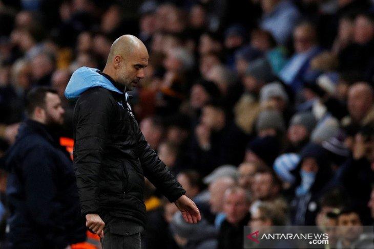 Guardiola katakan timnya sudah mencoba segalanya