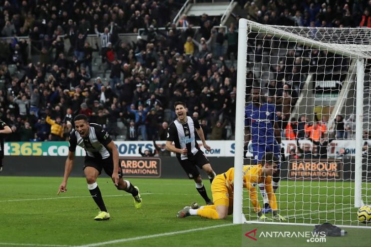 Newcastle tundukkan Chelsea 1-0 berkat gol menit terakhir