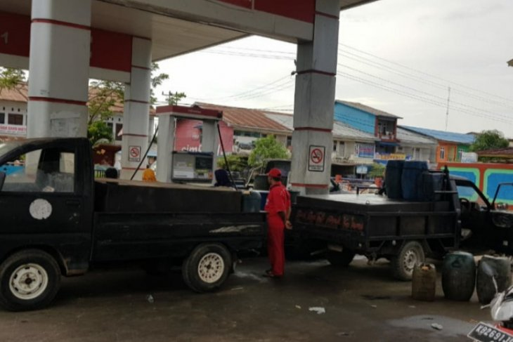 Polisi periksa manajer SPBU di Melawi terkait solar subsidi
