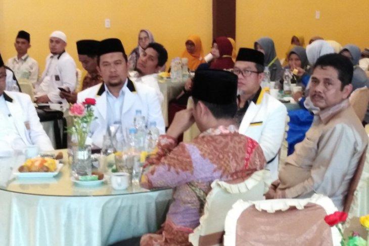 Wali Kota hadiri Rakorda DPD PKS Tebing Tinggi
