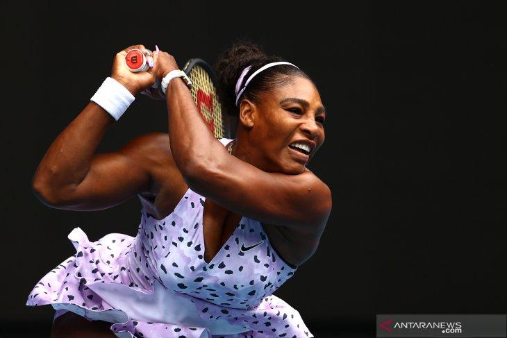 Australia Open - Serena kalah dalam upaya ciptakan rekor berakhir
