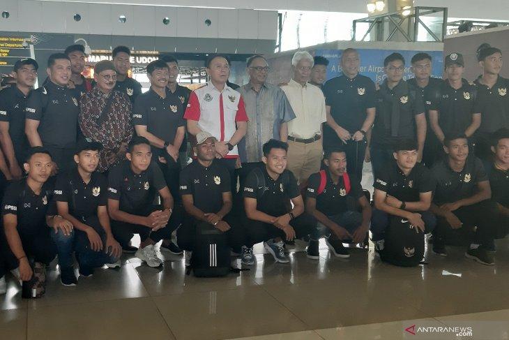 Latihan di Thailand, Timnas Indonesia U-19 jalani sejumlah uji coba
