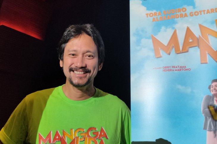 Tora Sudiro sembunyikan tato demi peran film