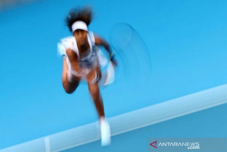 Australia Open, Naomi Osaka melangkah ke putaran kedua