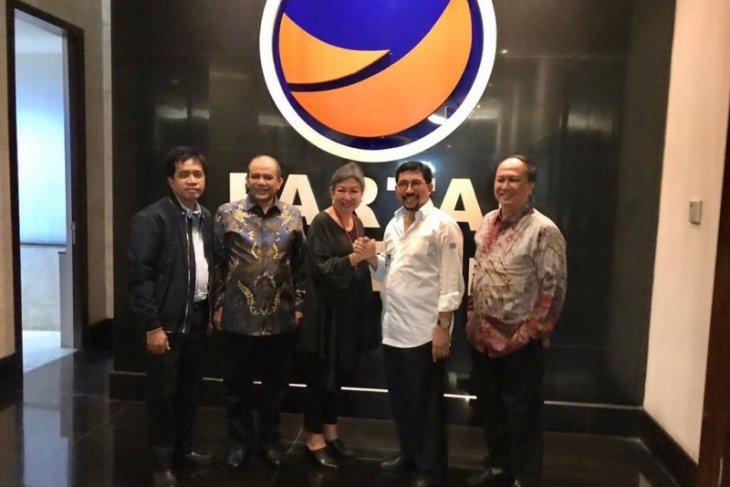 NasDem siap rekomendasikan Machfud Arifin cawali Surabaya