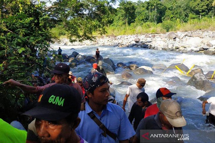 9 korban meninggal akibat jembatan putus di Bengkulu ditemukan