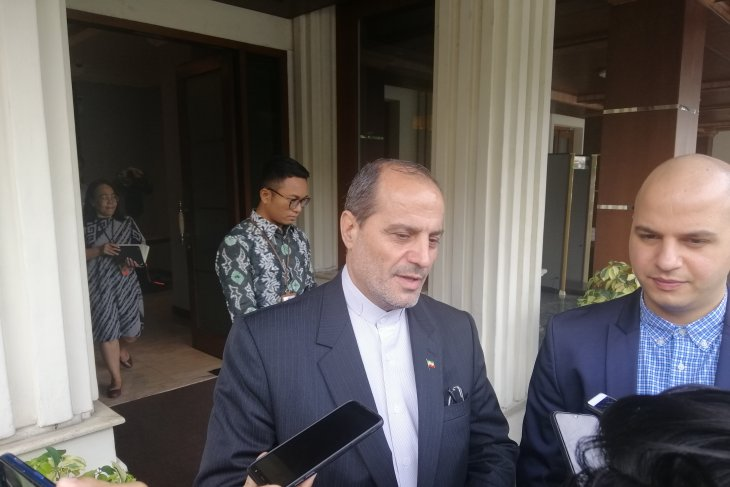Iran keen to intensify cooperation with Indonesia