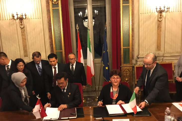 Indonesia, Italy bolster agricultural cooperation