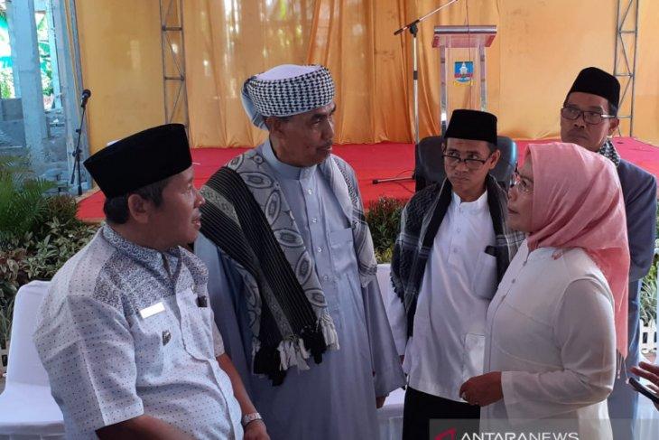 Sepanjang 400 km jalan desa di Kabupaten Serang akan dilebarkan