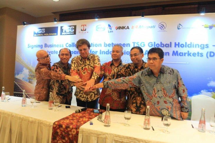 Sepuluh perusahaan Indonesia kembangkan megaproyek di Kongo