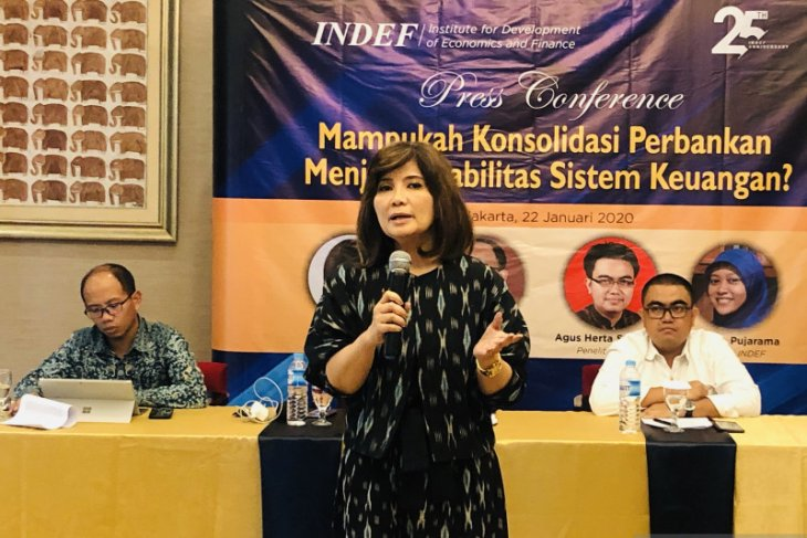 Plan to dissolve OJK may reduce investors' trust: Indef