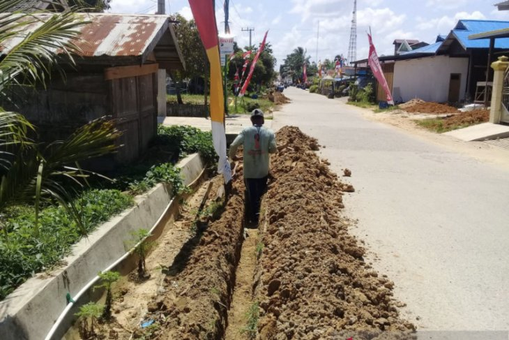 17 kecamatan di Kutai Timur mendapatkan pelayanan air bersih