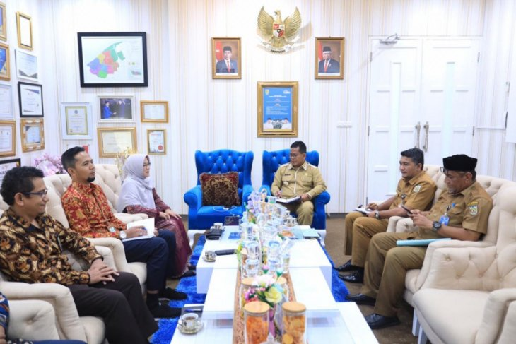 Pemko Banda Aceh data aset-aset terbengkalai agar lebih produktif